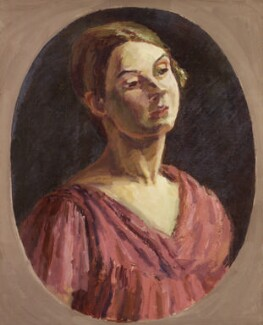 Lydia Lopokova, by Duncan Grant, early 1940s - NPG 6004 - © reserved; collection National Portrait Gallery, London