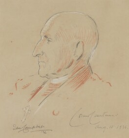 Cosmo Gordon Lang, Baron Lang of Lambeth, by Ian Campbell - NPG 5904