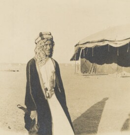 T.E. Lawrence, by B.E. Leeson - NPG P324