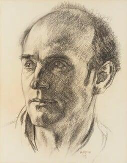 Frank Raymond Leavis, by Robert Sargent Austin - NPG 5422