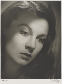 Vivien Leigh, by Laszlo Willinger - NPG P238