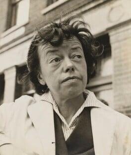 Joan Littlewood, by Daniel Farson - NPG P291