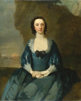Flora Macdonald, by Richard Wilson - NPG 5848