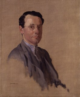 Malcolm John MacDonald, by Michael Leo Whelan, exhibited 1937 - NPG 5478 - © estate of Michael Leo Whelan / National Portrait Gallery, London