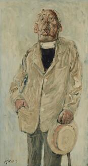 (William) Miles Malleson, by Hans Schwarz - NPG 6068