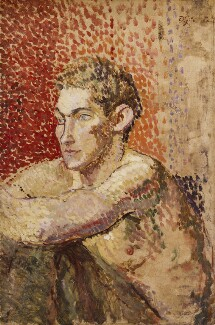 George Leigh Mallory, by Duncan Grant - NPG 5802