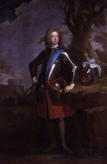 John Churchill, 1st Duke of Marlborough, studio of Sir Godfrey Kneller, Bt - NPG 5470