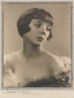 Jessie Matthews, by Dorothy Wilding - NPG P210