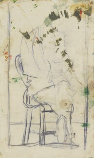 Somerset Maugham, by Graham Sutherland - NPG 5325