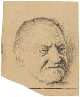 Somerset Maugham, by Graham Sutherland - NPG 5329