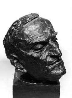 Yehudi Menuhin, by Ivor Roberts-Jones - NPG 5530