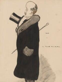 Lionel Monckton, by Sir Max Beerbohm - NPG 5945