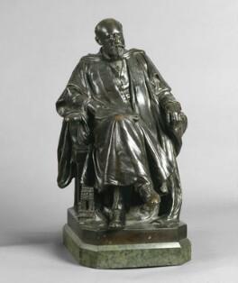 Sir Robert Ludwig Mond, by Edward (Edouard) Lanteri, 1912 - NPG 5316 - © National Portrait Gallery, London