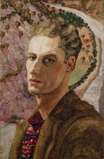 Cedric Morris, by Cedric Morris, circa 1930 - NPG  - © National Portrait Gallery, London