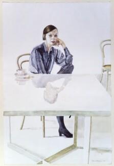 Jean Muir, by David Remfry - NPG 6556
