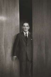 Len Murray, by Brian Griffin - NPG P412