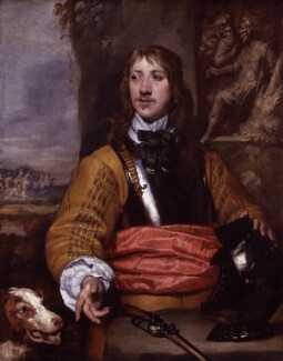 Richard Neville, by William Dobson, circa 1643 - NPG 5382 - © National Portrait Gallery, London