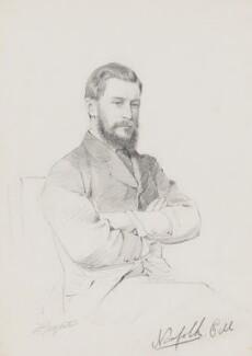 Henry Fitzalan-Howard, 15th Duke of Norfolk, by Frederick Sargent, 1880s or 1890s? - NPG 5613 - © National Portrait Gallery, London