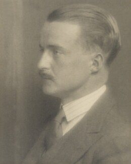 (Alfred) Duff Cooper, 1st Viscount Norwich, by Man Ray - NPG P302
