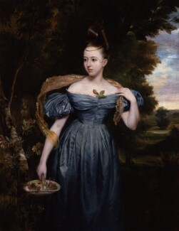 Clara Novello, by Edward Petre Novello - NPG 5685