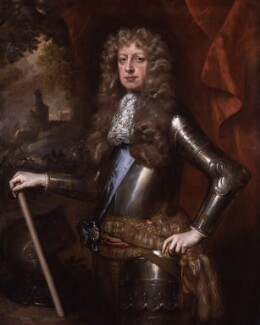 James Butler, 1st Duke of Ormonde, by Willem Wissing - NPG 5559