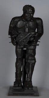 Sir Eduardo Paolozzi, by Sir Eduardo Paolozzi - NPG 5952