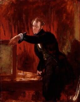 John Partridge, by John Partridge - NPG 5341