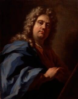 Giovanni Antonio Pellegrini, by Giovanni Antonio Pellegrini, circa 1717 - NPG 5699 - © National Portrait Gallery, London