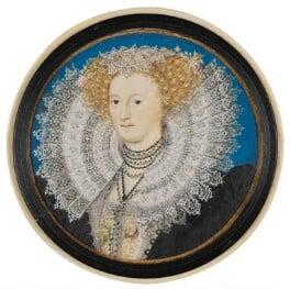 Mary Herbert, Countess of Pembroke, by Nicholas Hilliard, circa 1590 - NPG 5994 - © National Portrait Gallery, London