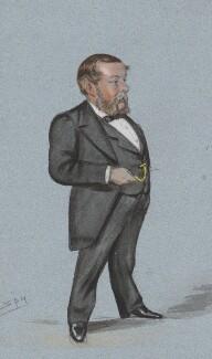 Richard Anthony Proctor, by Sir Leslie Ward - NPG 5789