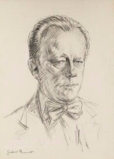 Alan Rawsthorne, by Juliet Pannett, circa 1957-1958 - NPG 5761 - © National Portrait Gallery, London
