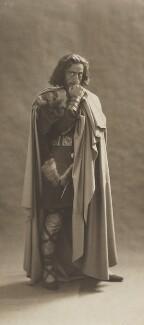 Sir Johnston Forbes-Robertson, by Baron Adolph de Meyer, 1898 - NPG P217 - © National Portrait Gallery, London