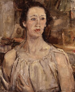 Flora Robson, by Dame Ethel Walker - NPG 5972