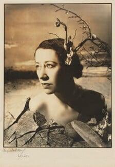 Flora Robson, by Angus McBean - NPG P374