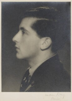 (Nathaniel Mayer) Victor Rothschild, 3rd Baron Rothschild, by Man Ray - NPG P361