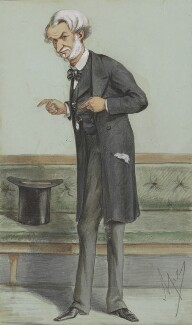 John James Robert Manners, 7th Duke of Rutland, by Carlo Pellegrini - NPG 5785