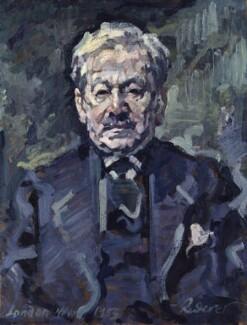 Herbert Louis Samuel, 1st Viscount Samuel, by Franz Rederer - NPG 5468