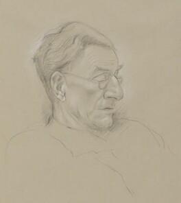 Siegfried Loraine Sassoon, by John Piggins (John Redvers), circa 1951 - NPG 5547 - © National Portrait Gallery, London