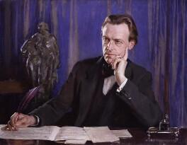 Cyril Scott, by George Hall-Neale - NPG 5303