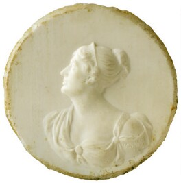 Sarah Siddons (née Kemble), by John Henning, 1807 - NPG 5460 - © National Portrait Gallery, London