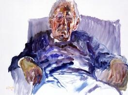 Donald Oliver Soper, Baron Soper, by Hans Schwarz - NPG 6016