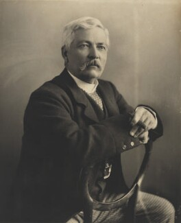 Sir Henry Morton Stanley, by Eveleen Myers (née Tennant), circa 1890 -NPG P145 - © National Portrait Gallery, London