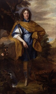 Lord George Stuart, 9th Seigneur of Aubigny, by Sir Anthony van Dyck, circa 1638 - NPG 5964 - © National Portrait Gallery, London