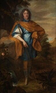 Lord George Stuart, 9th Seigneur of Aubigny, by Sir Anthony van Dyck, circa 1638 - NPG 5964 - © National Portrait Gallery, London