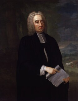 Jonathan Swift, by Francis Bindon - NPG 5319