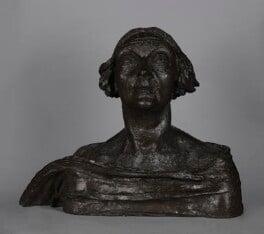Sybil Thorndike, by Jacob Epstein - NPG 5976