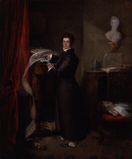 Sir Frederick William Trench, by Unknown artist, circa 1827 - NPG 5505 - © National Portrait Gallery, London