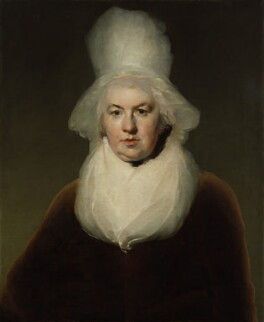 Sarah Trimmer, by Sir Thomas Lawrence, circa 1790 - NPG 5498 - © National Portrait Gallery, London