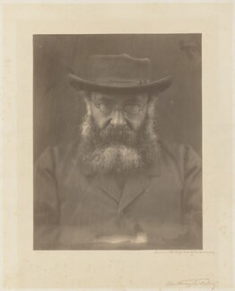 Anthony Trollope, by Julia Margaret Cameron - NPG P214