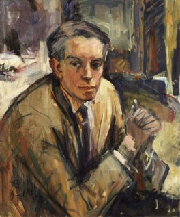 Kenneth Peacock Tynan, by Brenda Bury, 1963 - NPG 5692 - © National Portrait Gallery, London